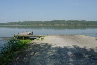 Langston Road Boat Ramp